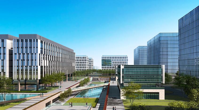 上海嘉定工业区高科技园区